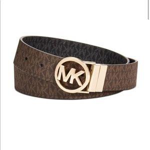 MK Michael Kors Reversible Small Belt